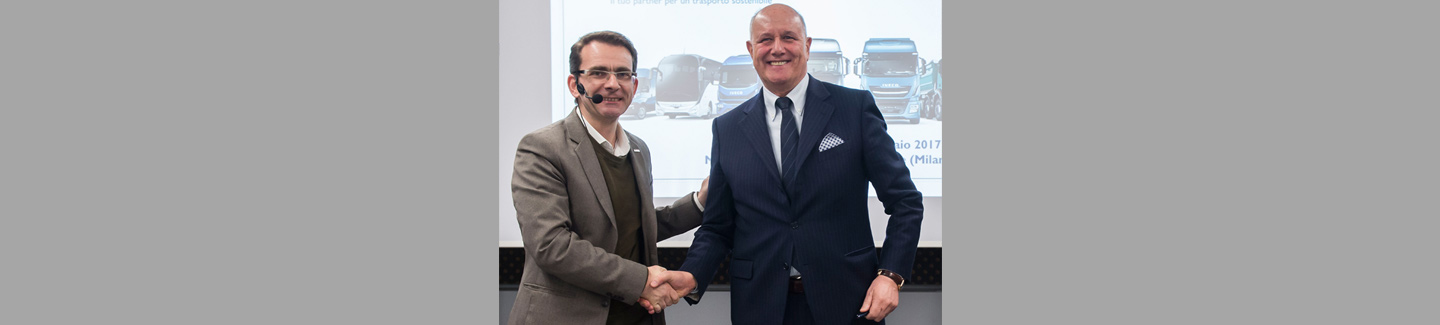 Iveco and Lannutti Group