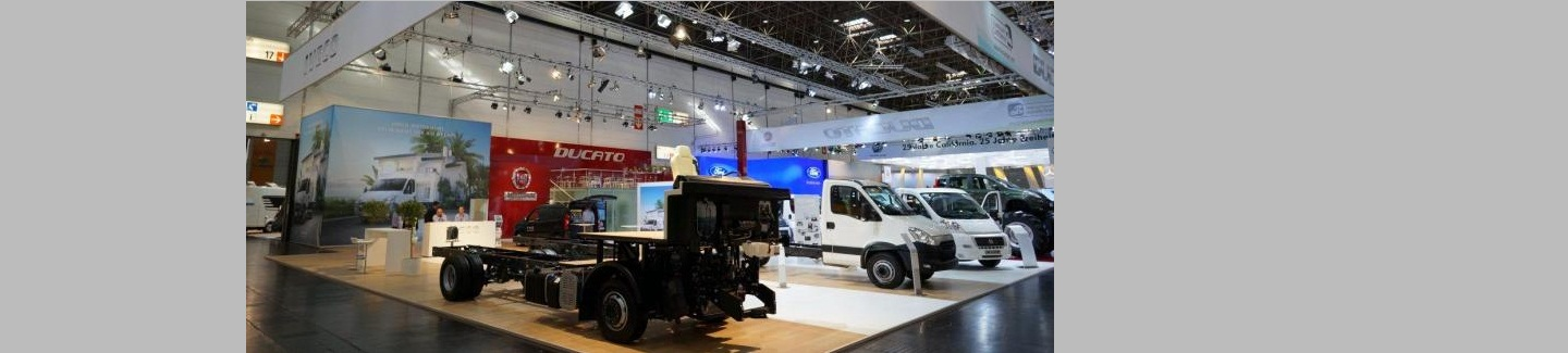 "Iveco at the ""Caravan Salon"" Düsseldorf"