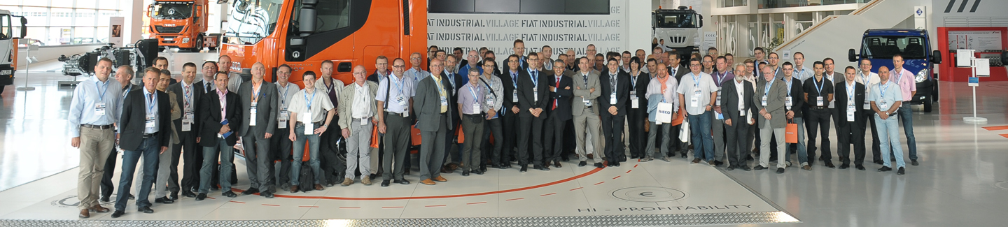 Iveco hosts Body Builders at Fiat Industrial Village