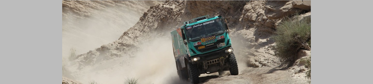 Dakar 2014: De Rooy wins the fourth stage and increases his lead in the rankings
