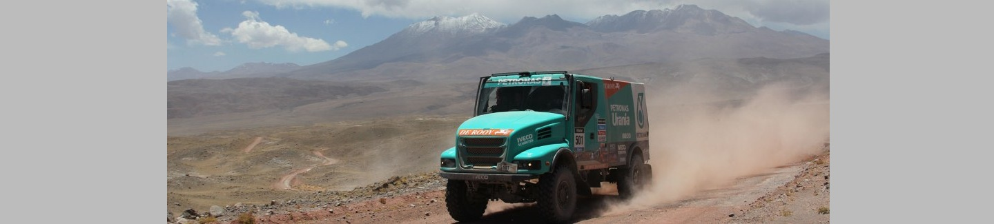 Dakar 2014: after Special 8 to Calama Gerard de Rooy maintains his lead