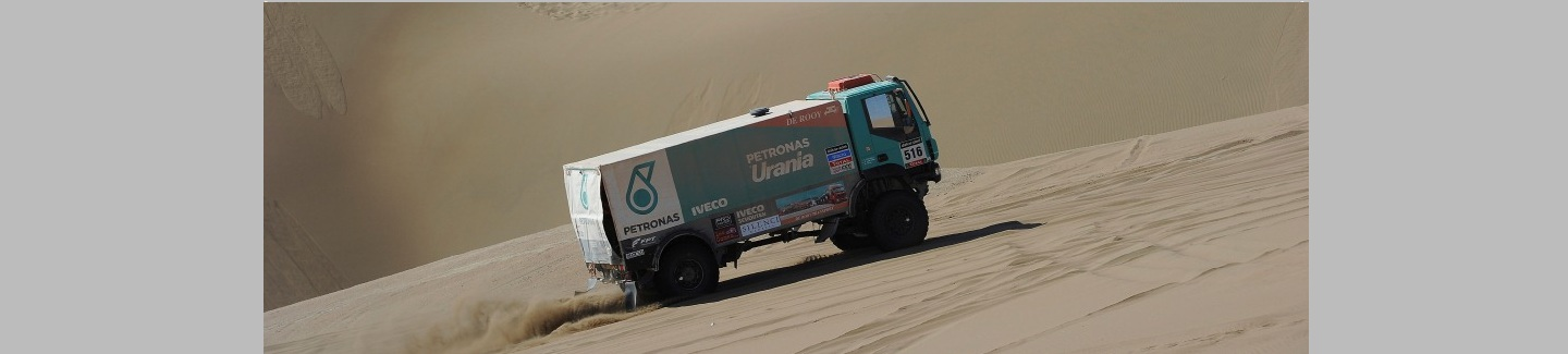 Dakar 2014: De Rooy stays on top of the rankings after extremely difficult Special