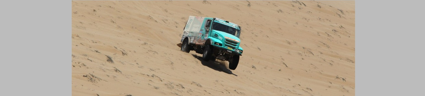 Dakar 2014: Gerard de Rooy with Iveco Powerstar wins 12th stage
