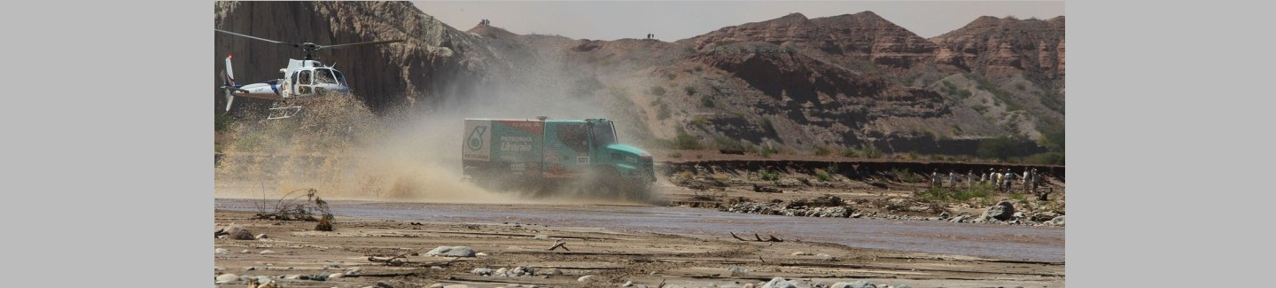 Dakar 2014 : Gerard de Rooy with Iveco still on top after Day 6