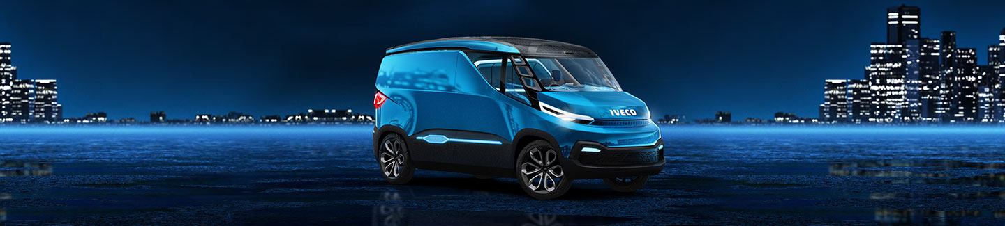 Concept Vehicles - Iveco Vision