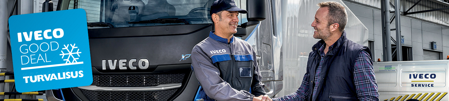 Iveco Good Deal Turvalisus