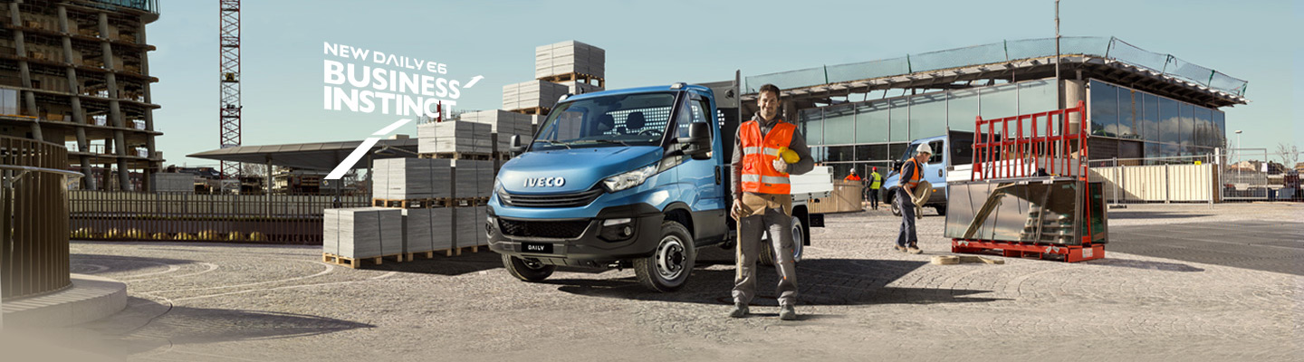 New Daily Euro 6 Chassis Cab