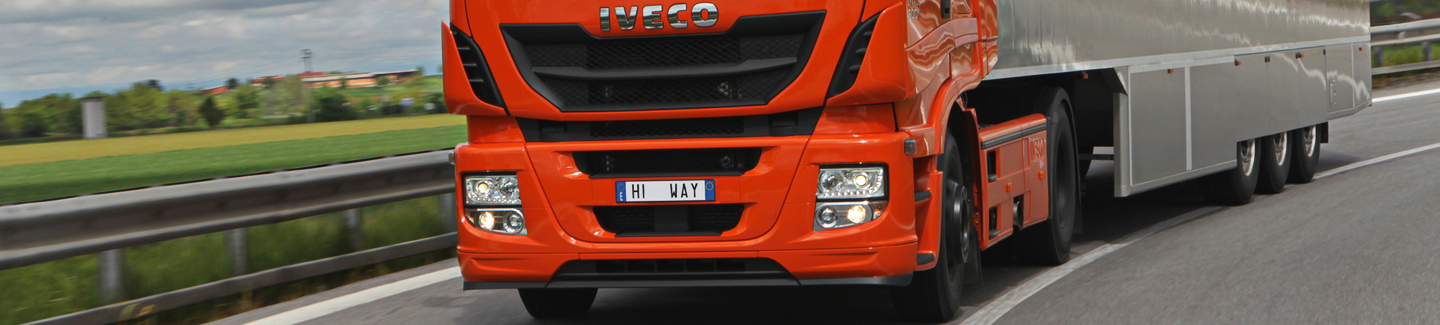 Formation Conducteurs Iveco - Driver Training