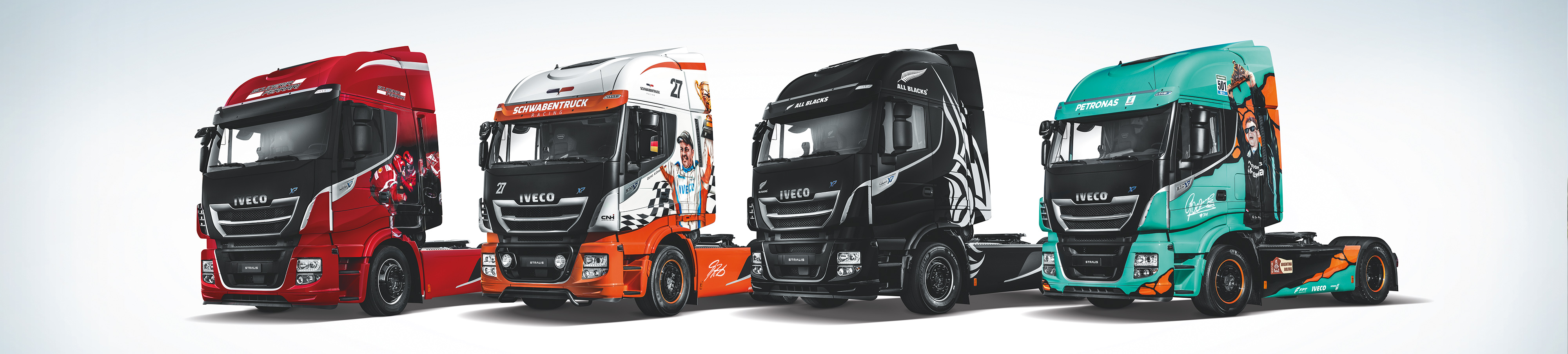 IVECO Emotional Trucks