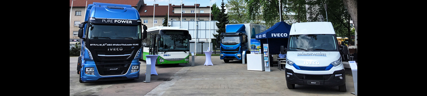 IVECO Natural Power Range TEN T Days 2018