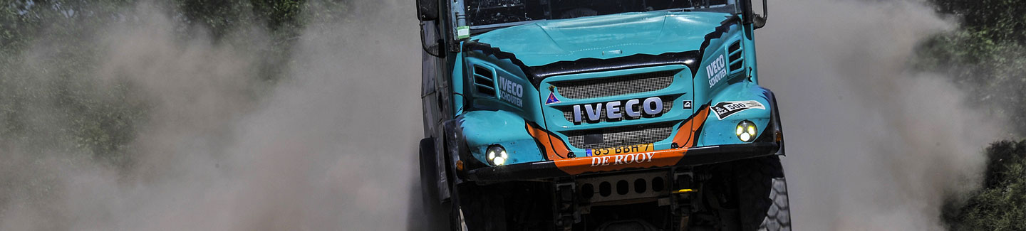 PETRONAS Team De Rooy IVECO is ready for the Dakar 2020, the world's toughest rally raid