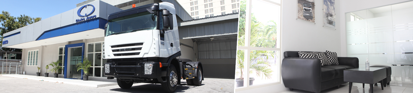 IVECO opens a new 3S dealership in Surabaya, Indonesia