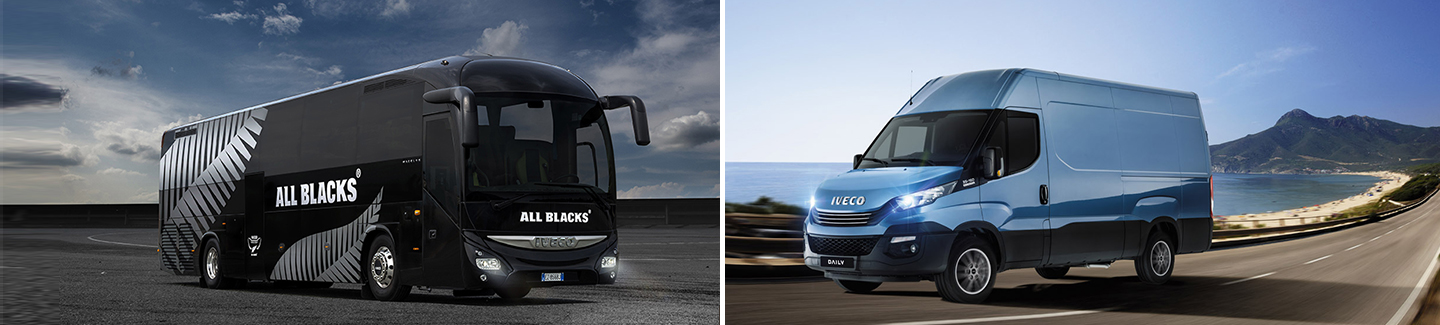 Iveco Bus presenta la sua ampia offerta all'IAA Commercial Vehicles 2016 di Hannover