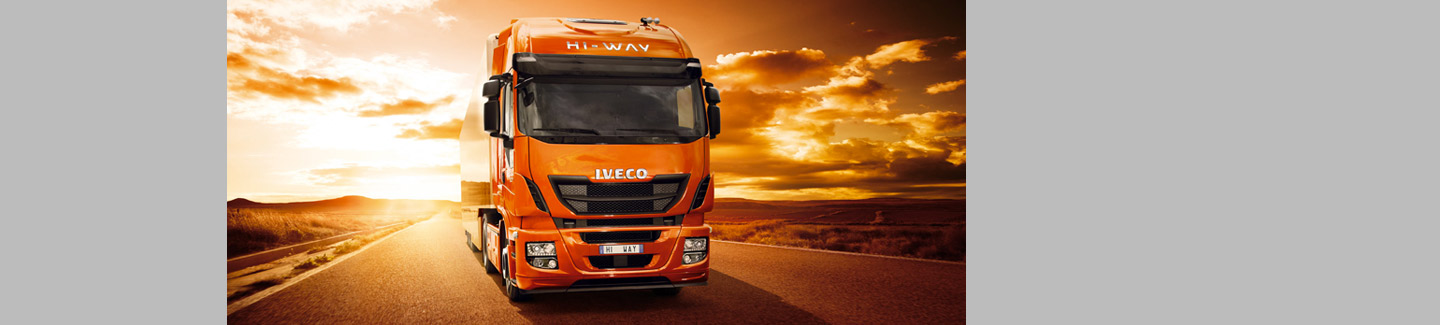 "IVECO a MISANO per il ""WEEK END del CAMIONISTA"""