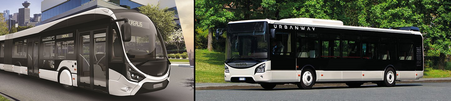 Iveco Bus City range