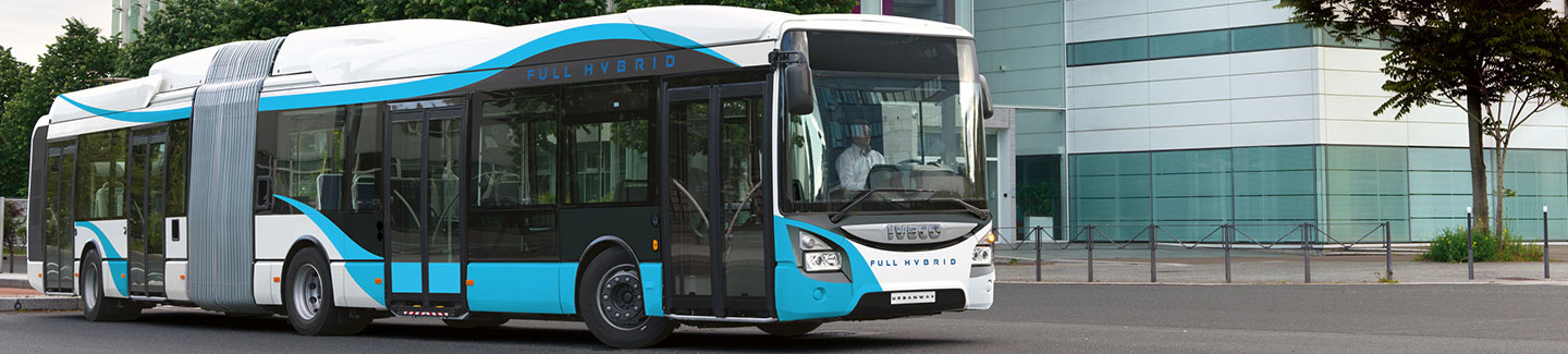Iveco Bus City Urbanway Full Hybrid