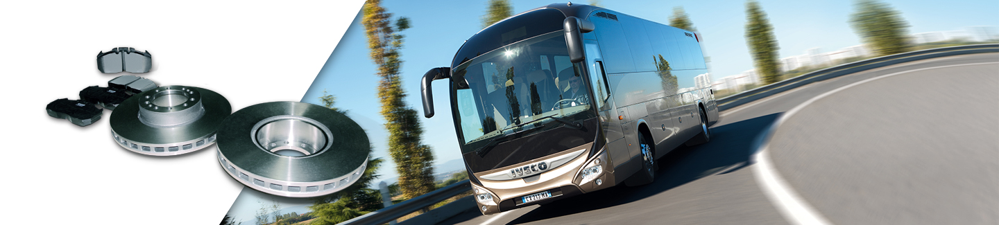 Iveco Bus - Systemy hamulcowe