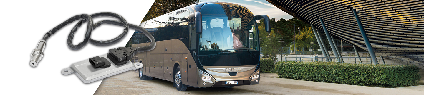 IVECO BUS Electrical components