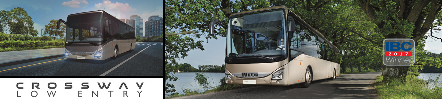 Iveco Bus Intercity Crossay Low Entry