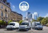 01 IVECO Daily Blue Power is International Van of the Year 2018
