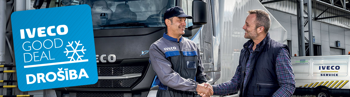 IVECO GOOD DEAL