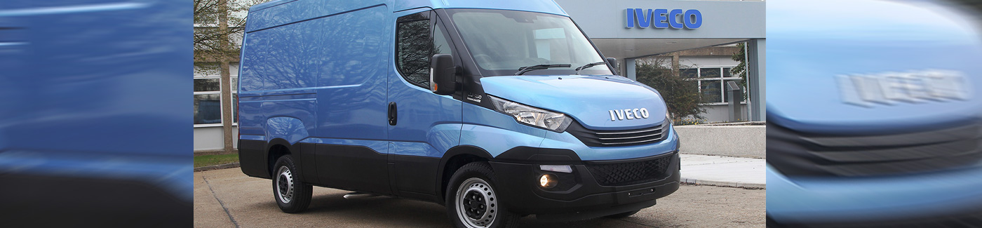 NewDaily Large Van of the Year award