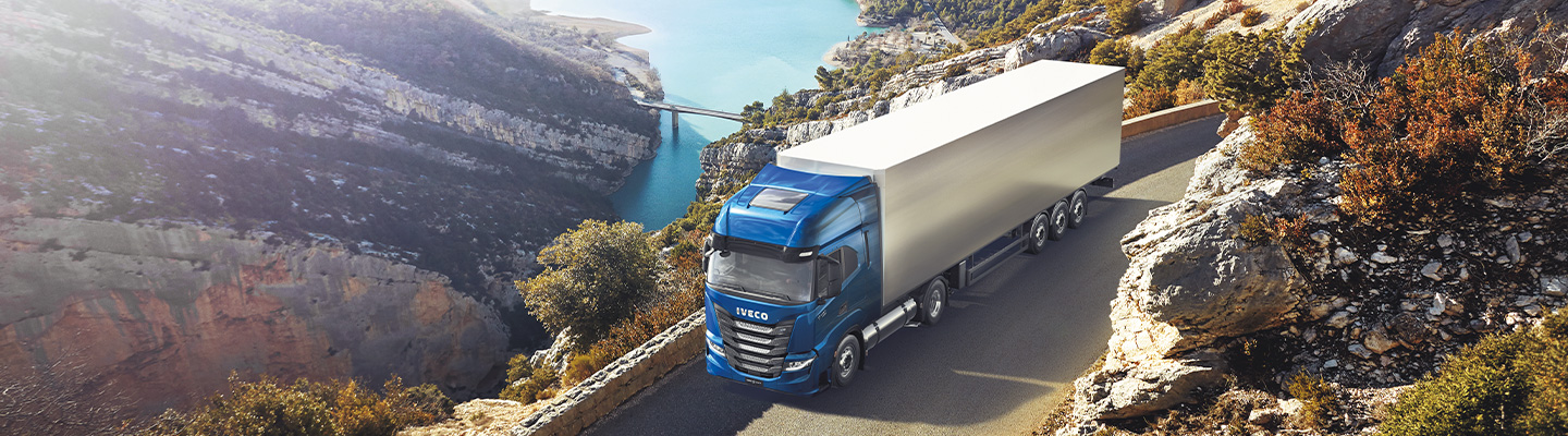 IVECO S-WAY Natural Power