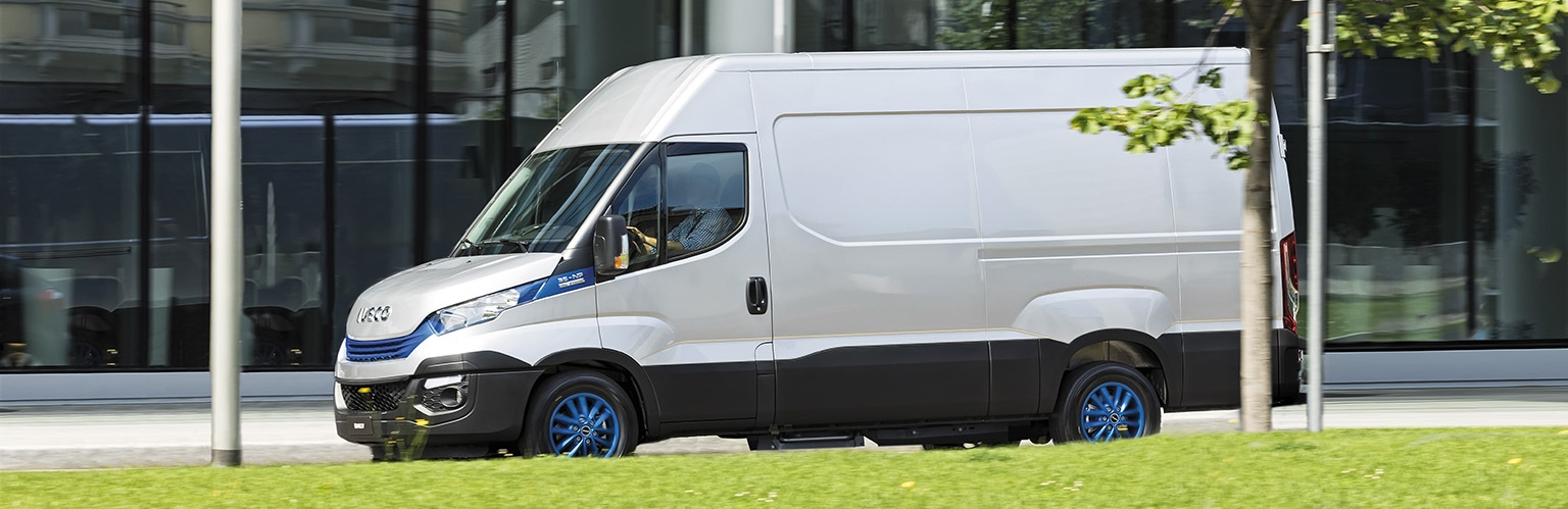 International Van of the Year 2018 - IVECO Daily Blue Power