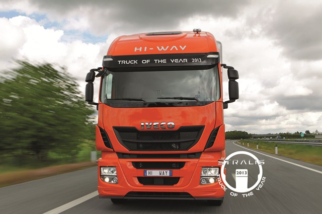 Iveco op Transport Venray