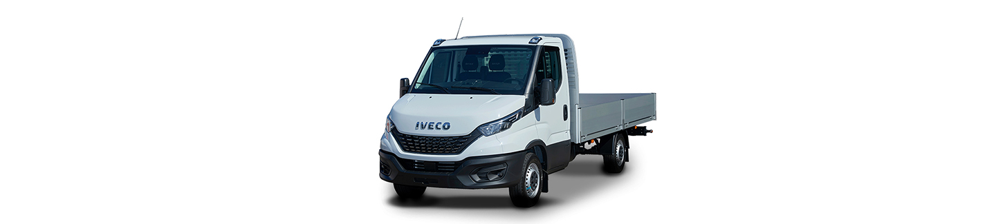 Nye IVECO Daily Planbil