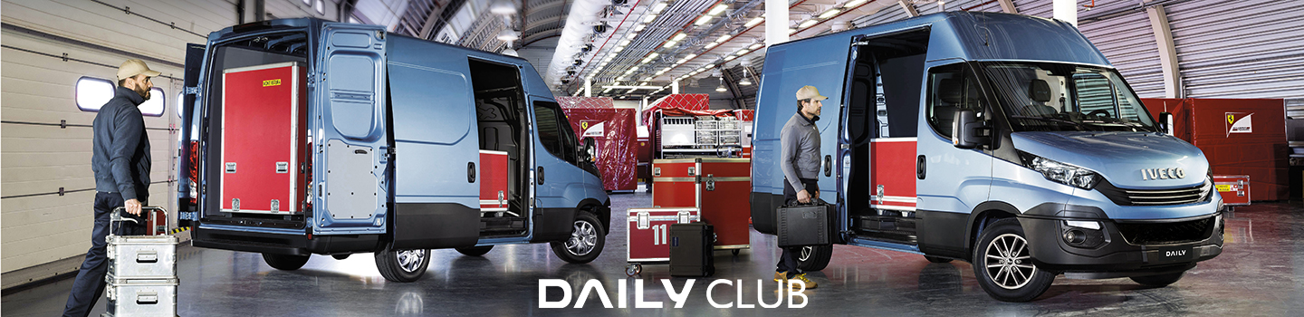 Iveco Daily Club