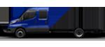 Semi-windowed Van