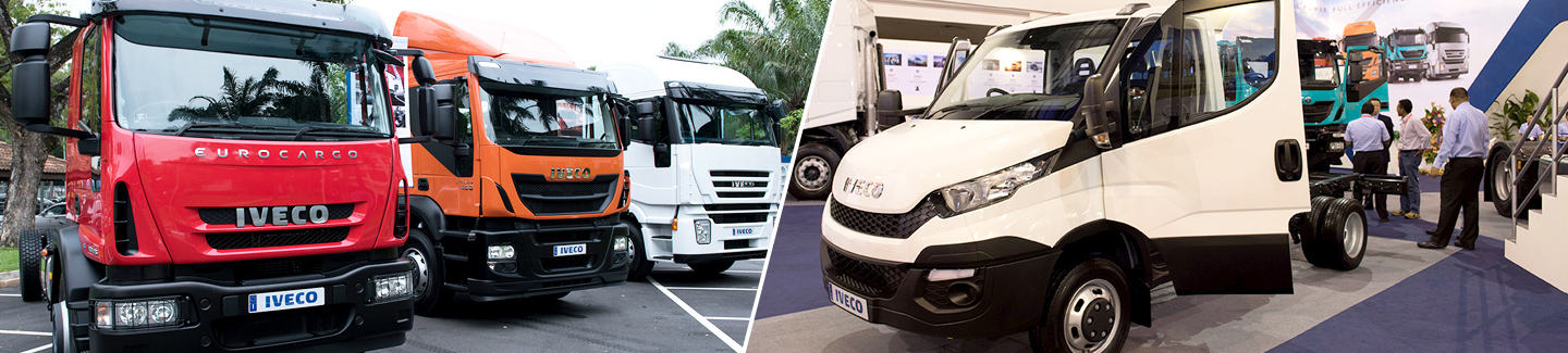 Iveco Enters Malaysia Market and Launches Full Range of Commercial Vehicles at MIBTC 2015
