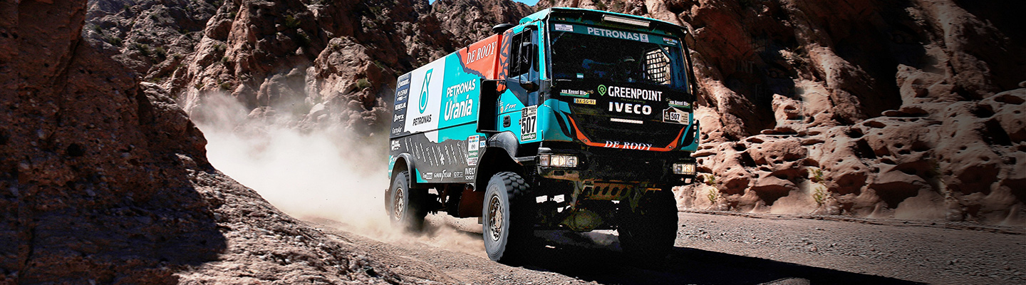 IVECO Silk Way Rally 2017 Day 00