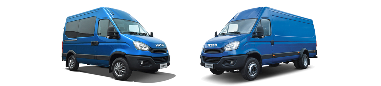 IVECO Daily wins VOY China Award Final