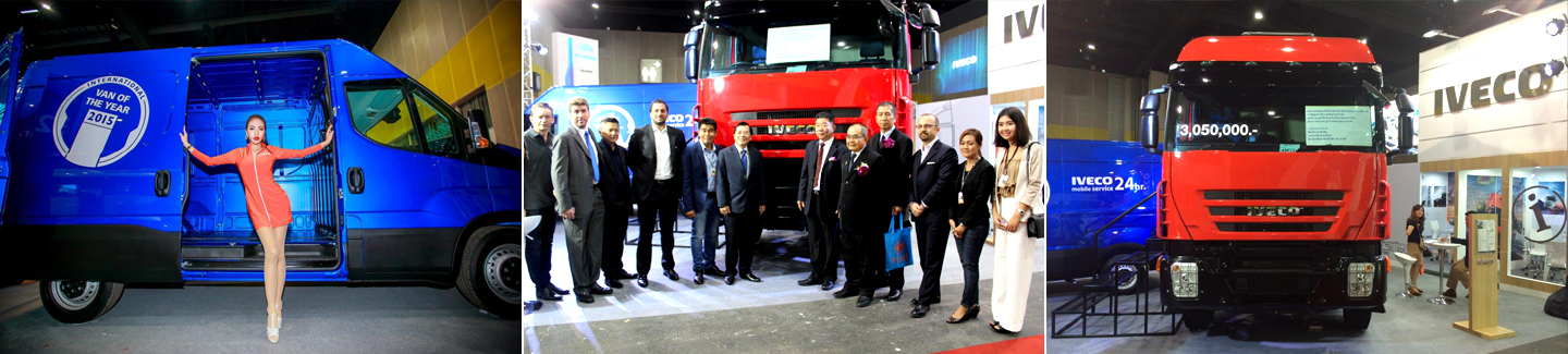 Motorshow Bus & Trucks 2014