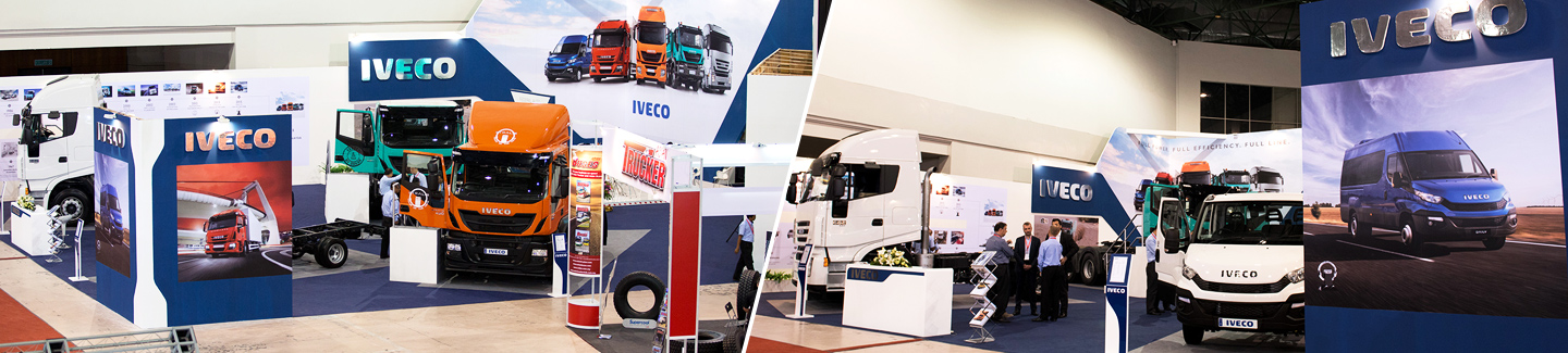 Iveco at the MIBTC 2015