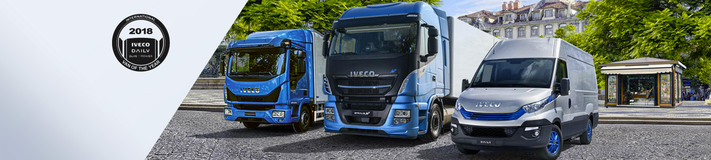 IVECO NATURAL POWER GAMA