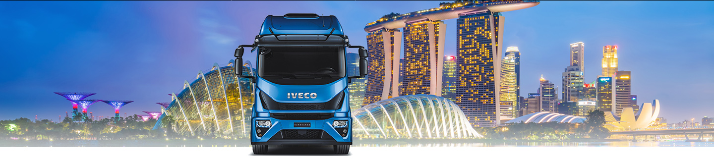 IVECO Driver training course
