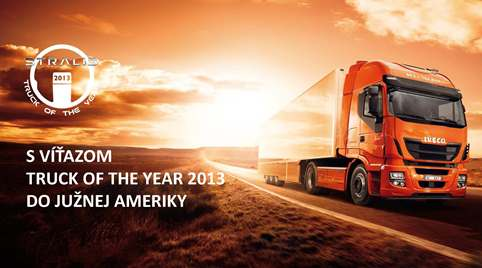Truck of the Year 2013 Celebration