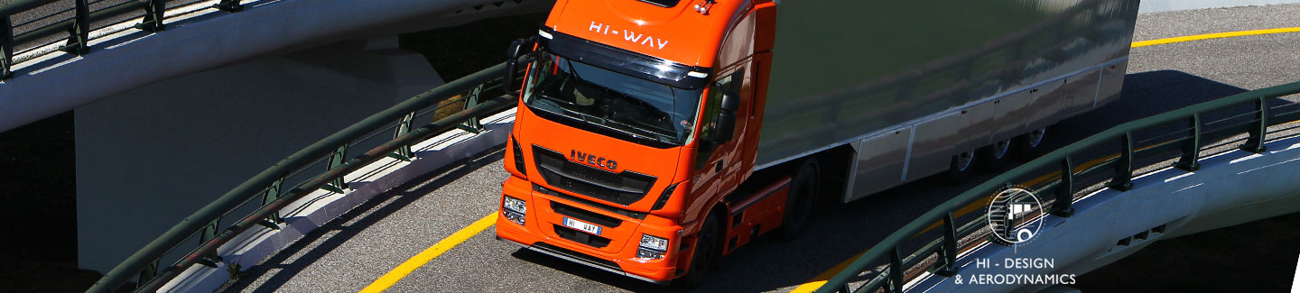 New Stralis - Hi-Design & Aerodynamics: The shape is combined with the function