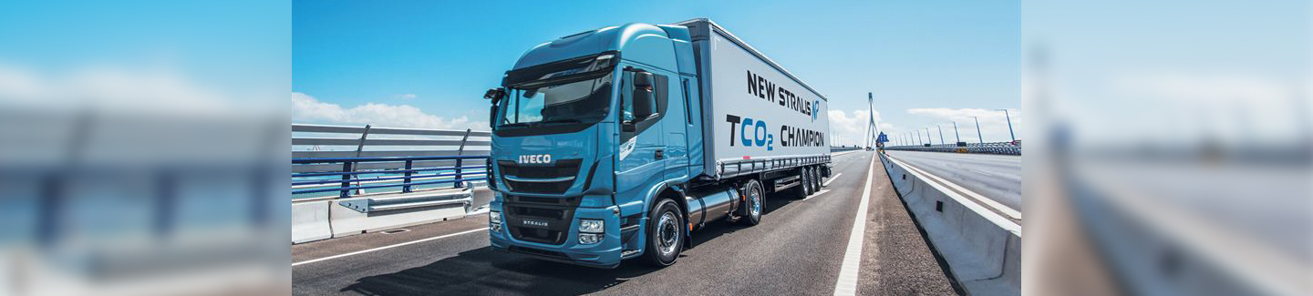 Iveco GreenFleet Awards 2016