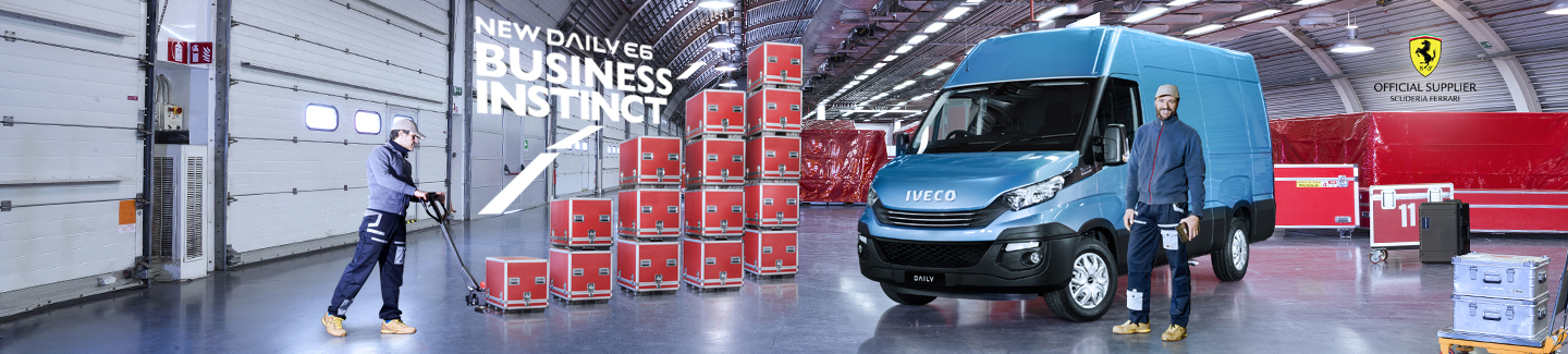 Daily HI-MATIC Euro 6 – IVECO