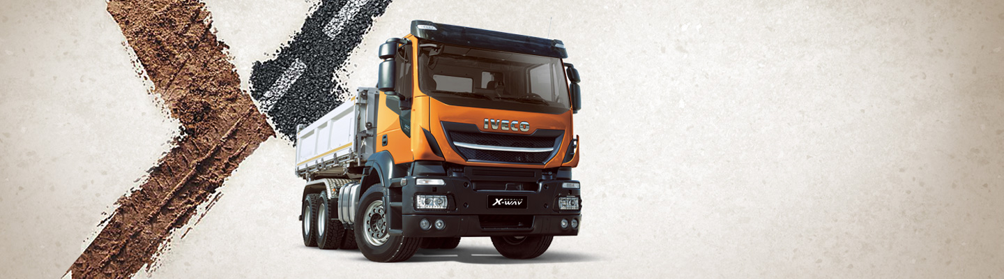 Stralis X-WAY SUPER LOADER