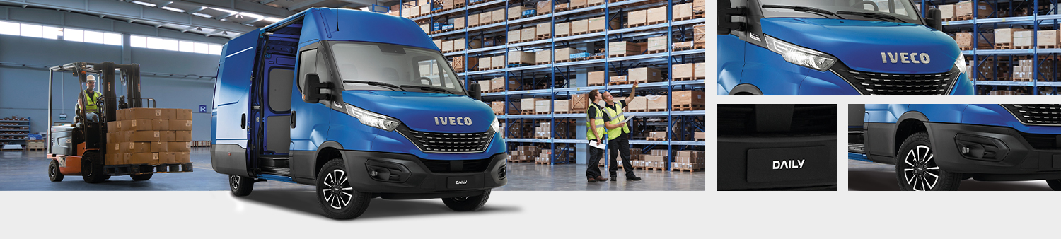 ACTION SPÉCIALE: IVECO DAILY
