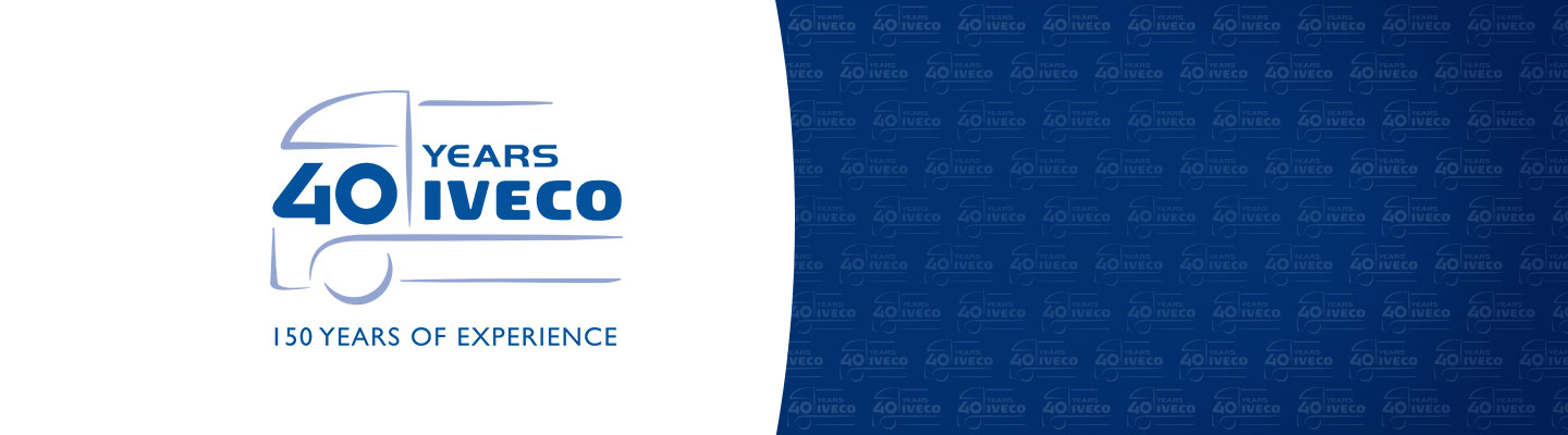 IVECO: 40 ans d'excellence
