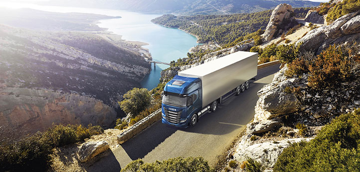 IVECO S-WAY - High efficiency performance
