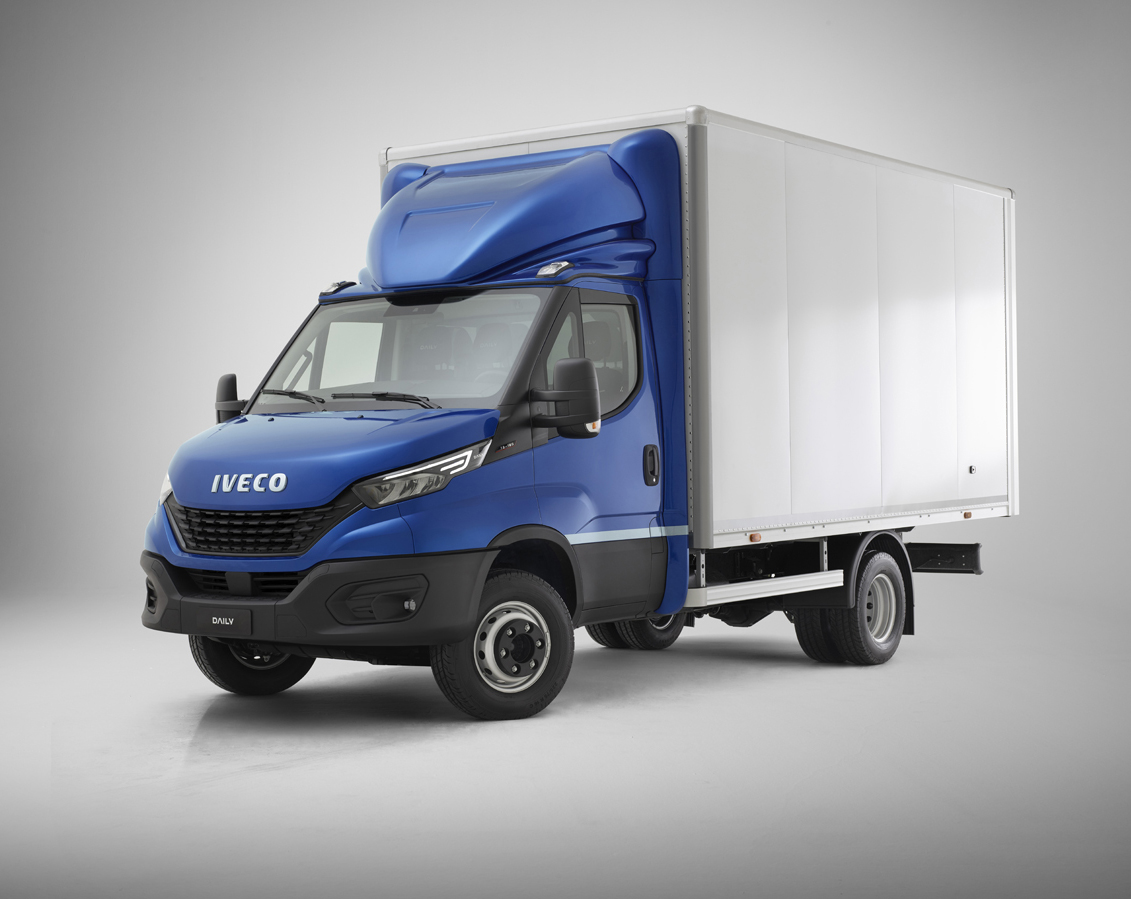 daily, Iveco, commercial vehicle