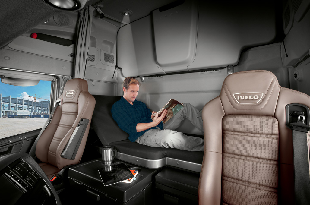 THE LEADING OFF ROAD AND ON ROAD TRUCK | STRALIS X-WAY