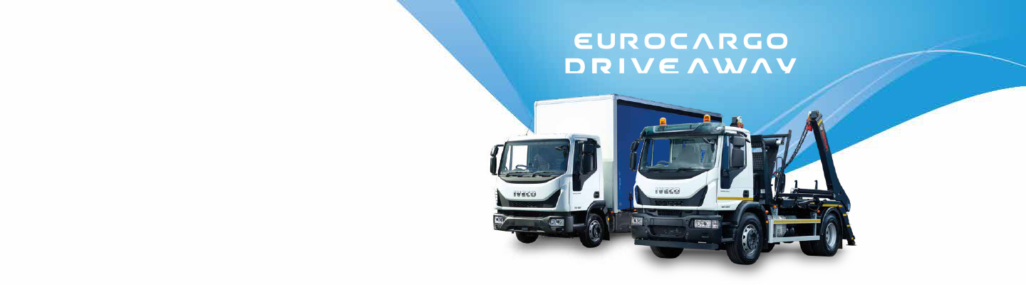 Extended Eurocargo Driveaway Programme